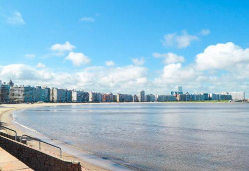 Onde ir em Montevidéu - Orla de Pocitos