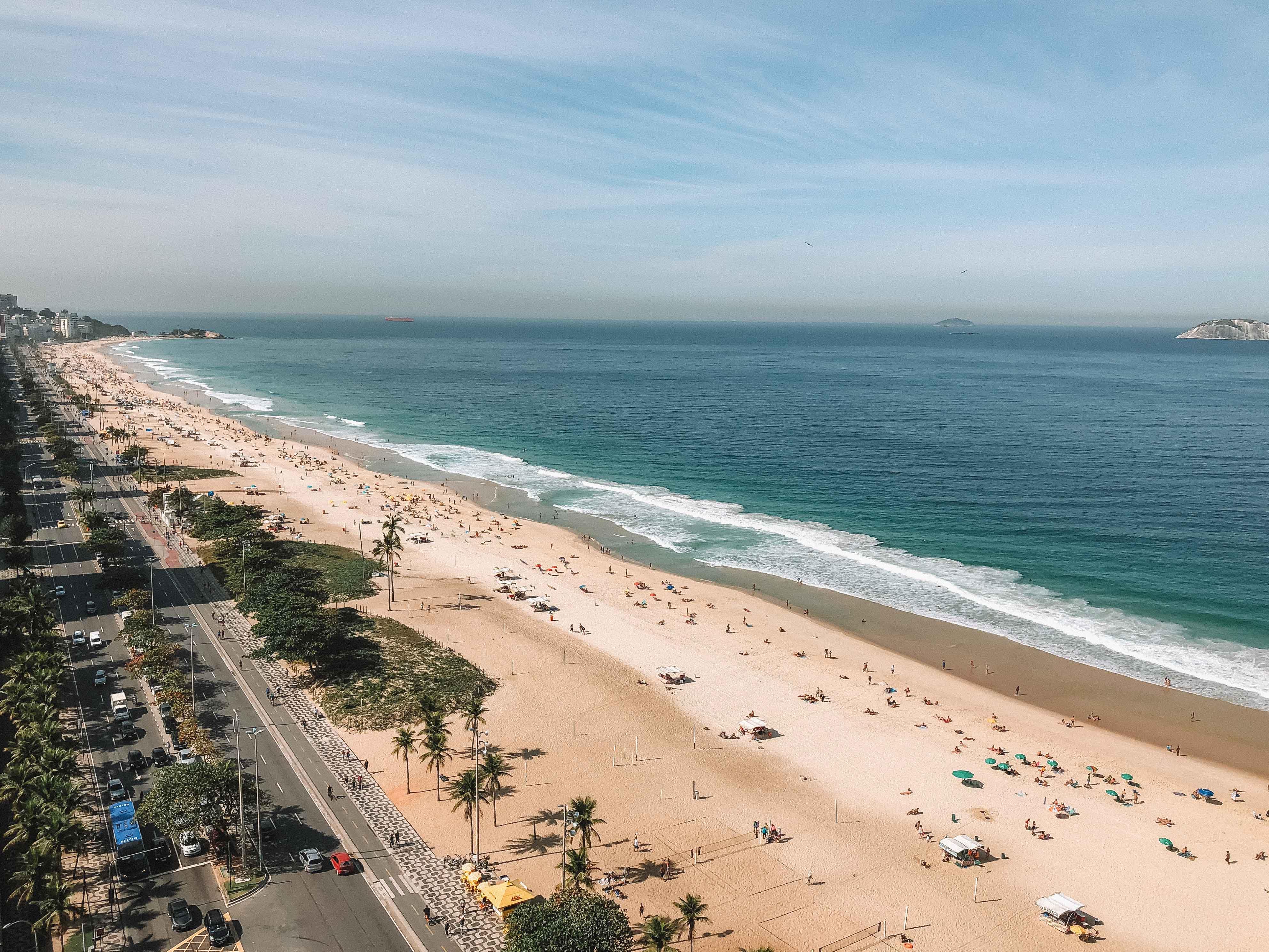 dicas rio de janeiro: ipanema