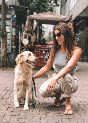 Ipanema com cachorro 1