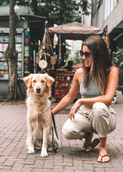 Ipanema com cachorro 2
