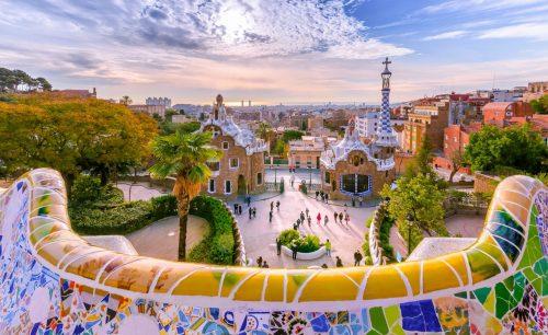 Barcelona arte