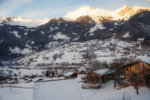 dicas de interlaken: inverno