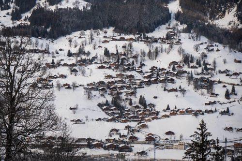 dicas de interlaken: vila alpina