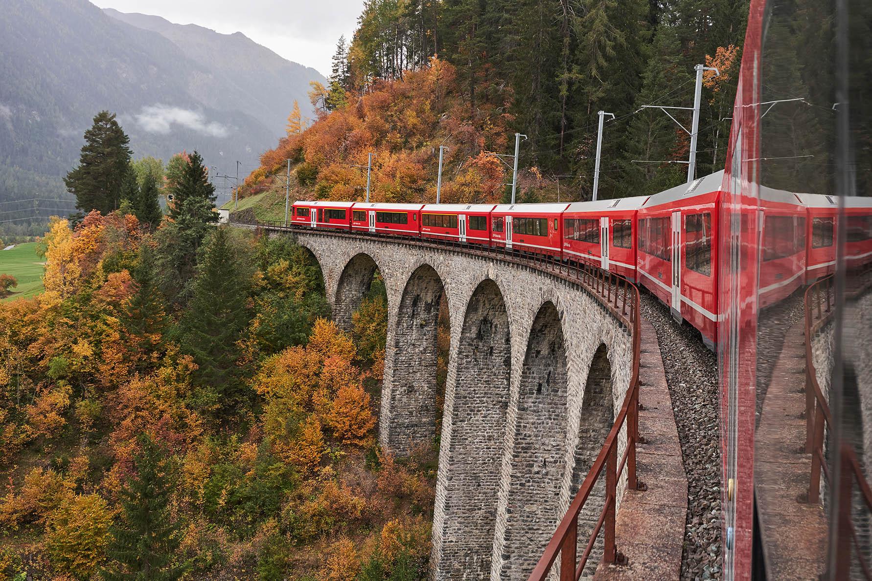 transporte público na Suíça