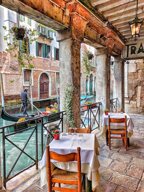 onde comer na Italia