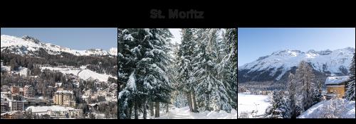 roteiro de inverno na suíça: st-moritz