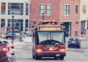 dica de transporte em park city