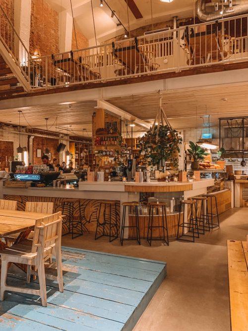 dicas de Amsterdam: onde comer na cidade