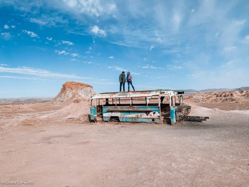 magic bus no Deserto do Atacama