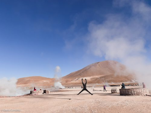 geisers no deserto do atacama