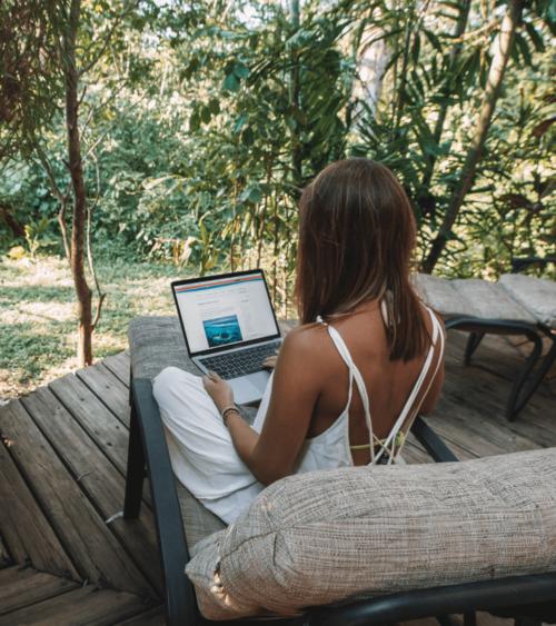 blog como negócio