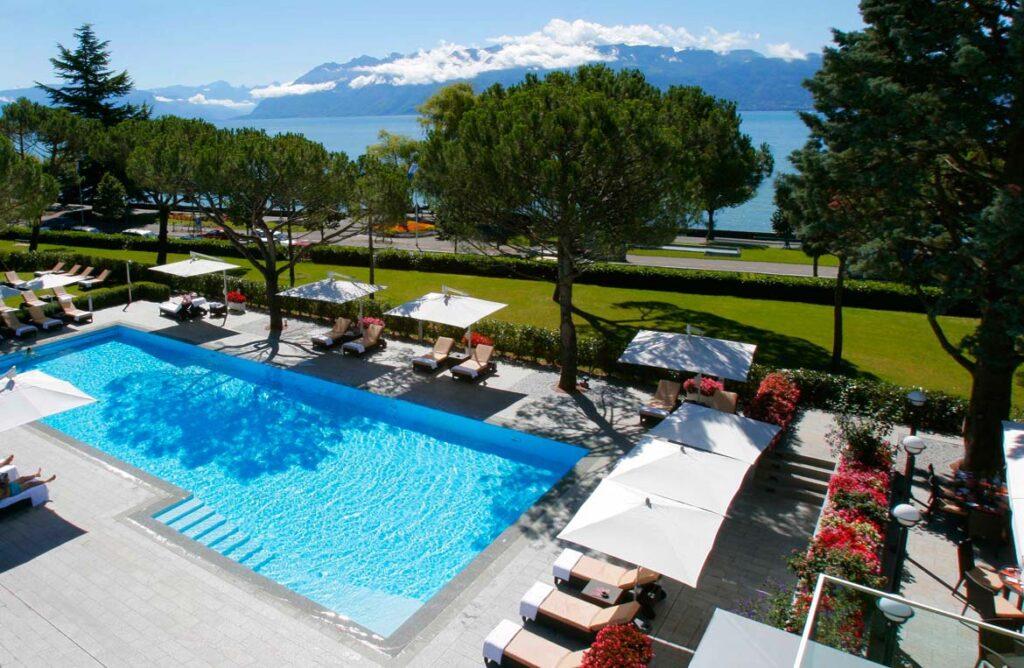 Beau Rivage Lausanne Suíça